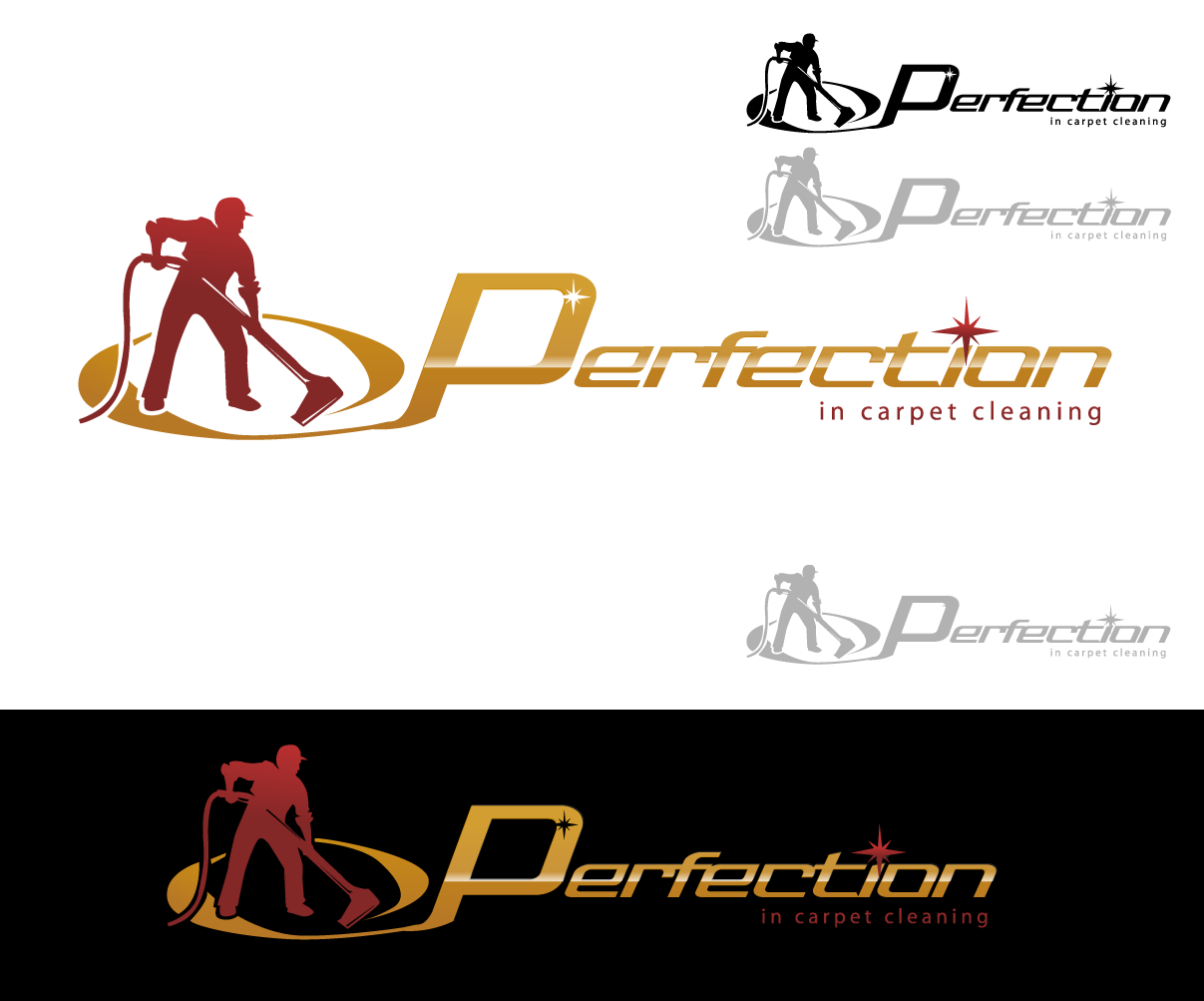 Elegant Modern Carpet Logo Design For Perfection In