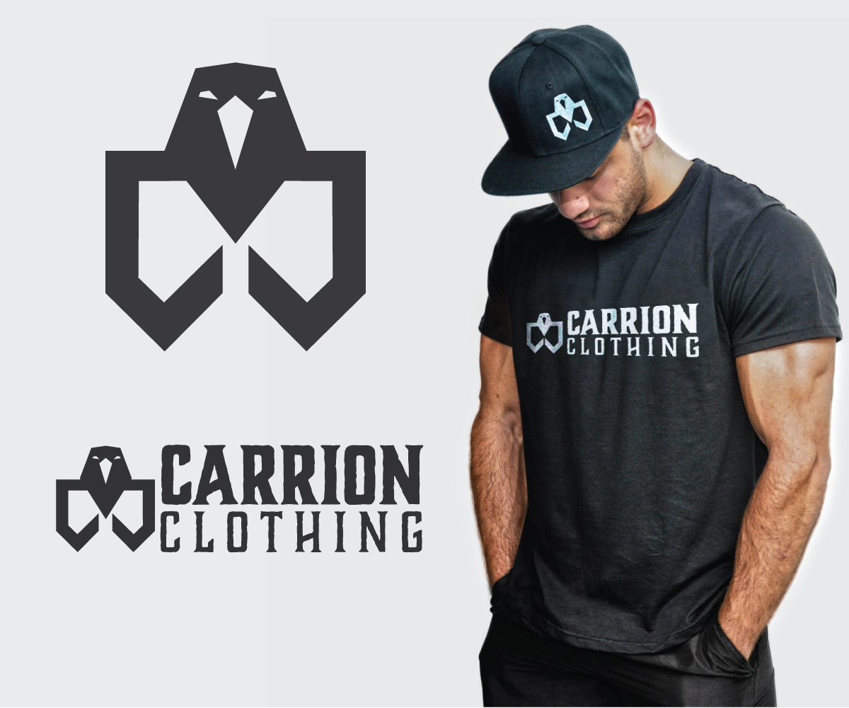 modern personable clothing tshirt design by glow creative