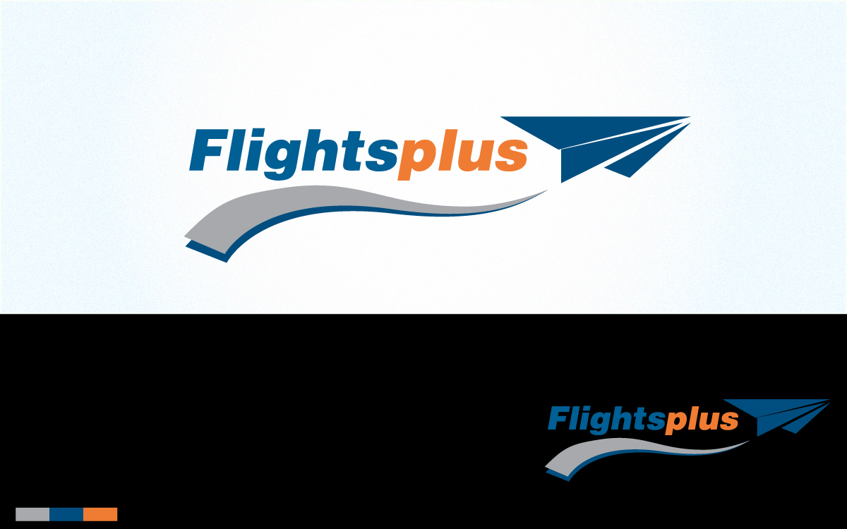 Playful Personable Travel Agent Logo Design For