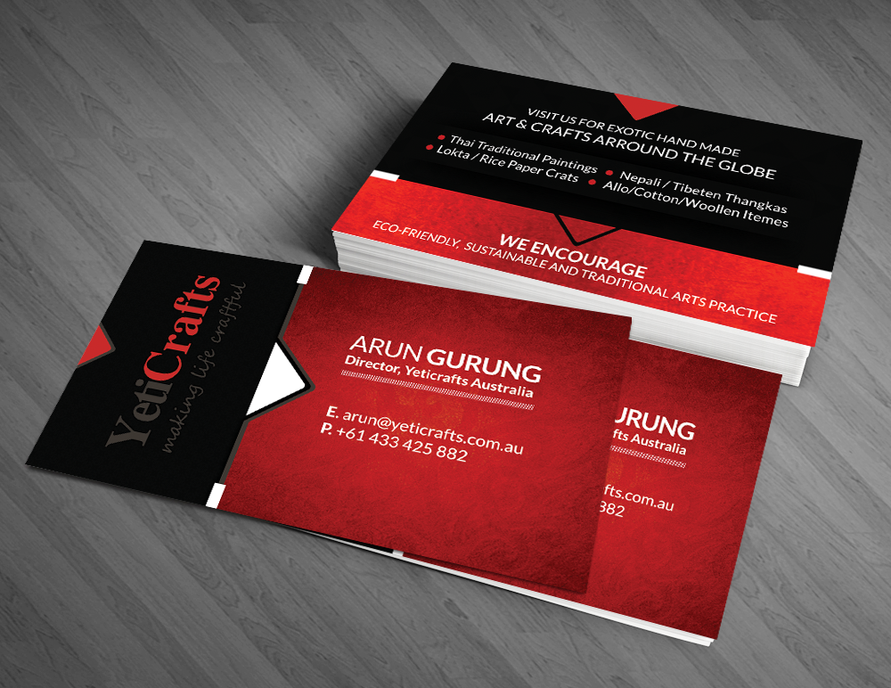 Elegant, Playful, Business Business Card Design for AG Services by ...