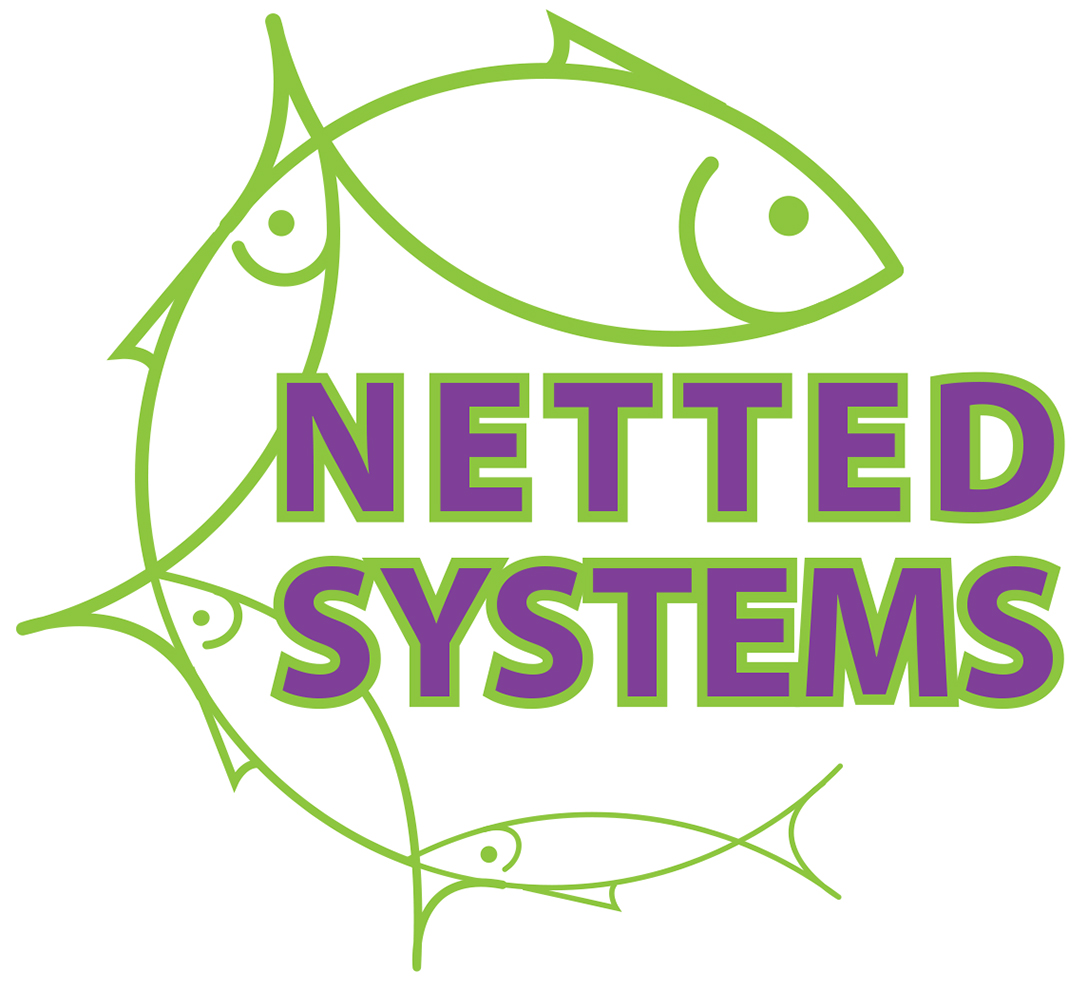 Bold, Modern, Agriculture Logo Design For Netted Systems