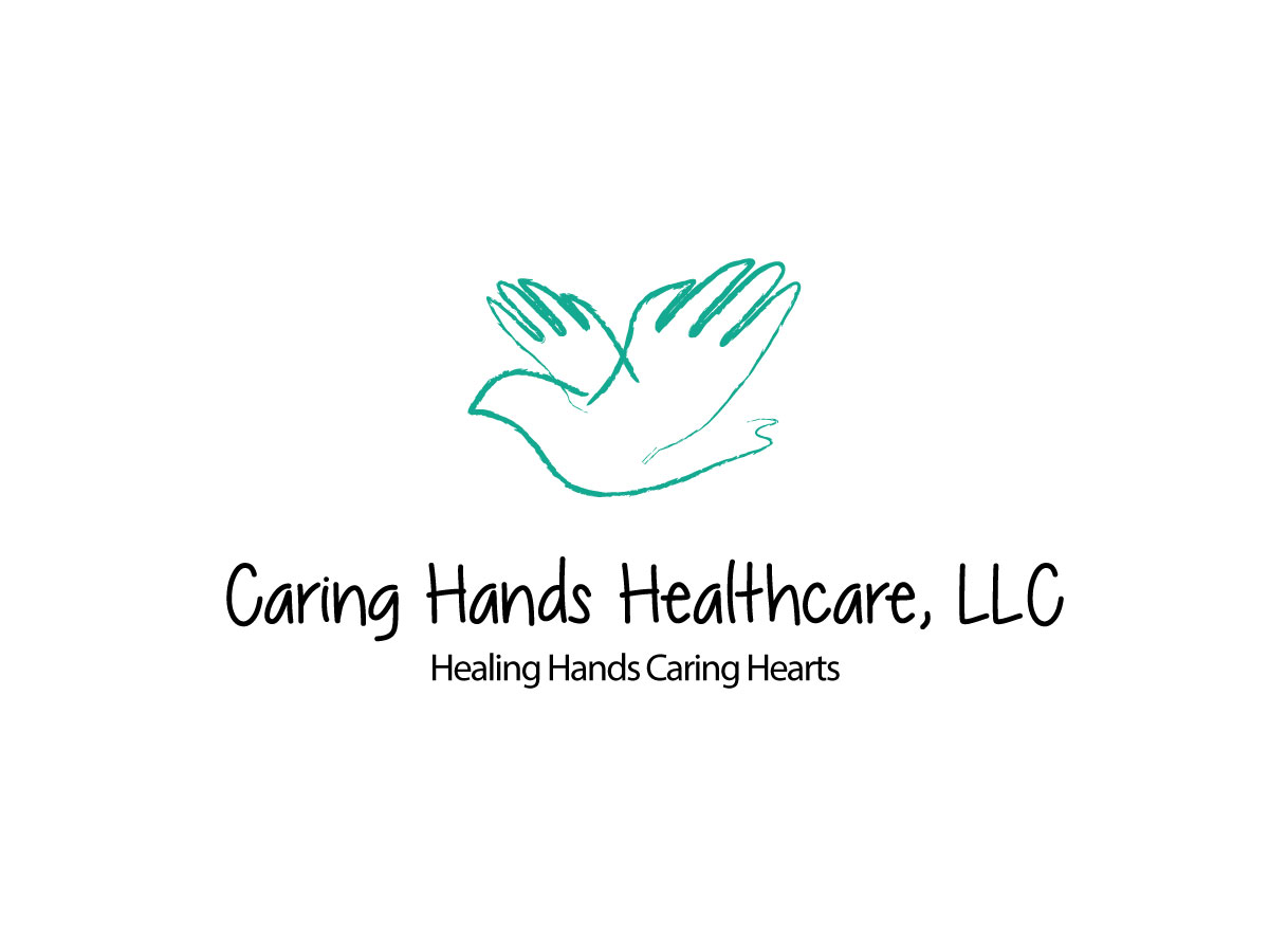 Logo Design By Dii For Caring Hands Healthcare, LLC | Design #6430435