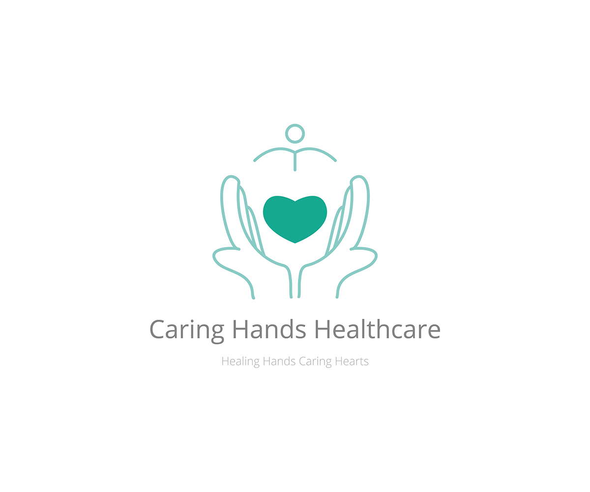 Logo Design By Dii For Caring Hands Healthcare, LLC | Design #6438119