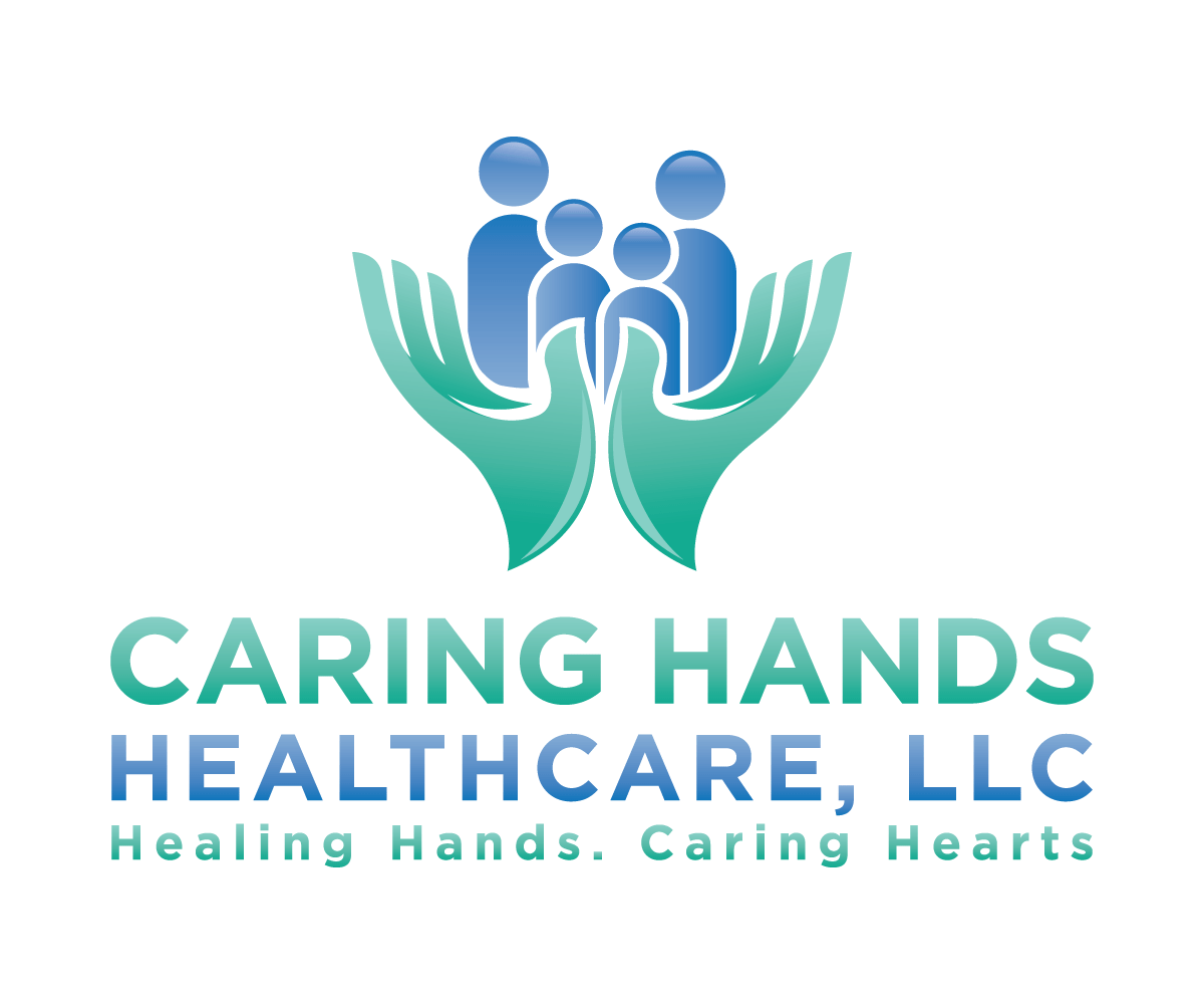 home health care logo design. Logo Design by menangan for Non medical home health agency design  6423318 Modern Bold Caring Hands Healthcare LLC