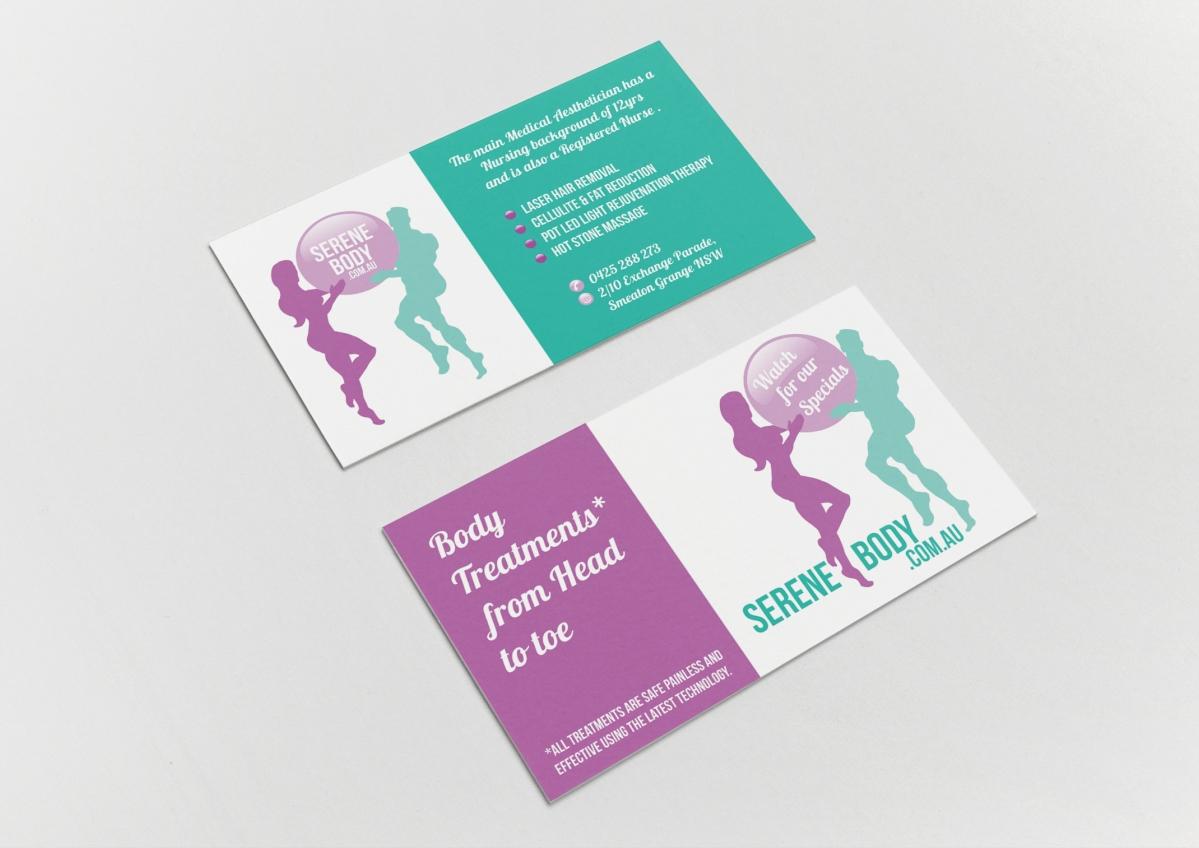 Elegant, Modern Business Card Design for Huhana Rare by Amduat ...