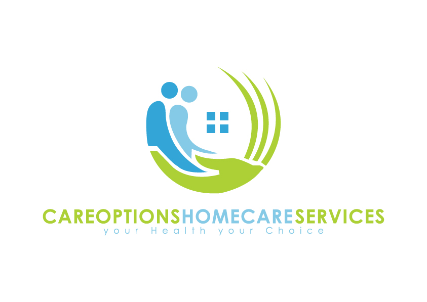 Bold, Professional, Home Health Care Logo Design for CareOptions ...