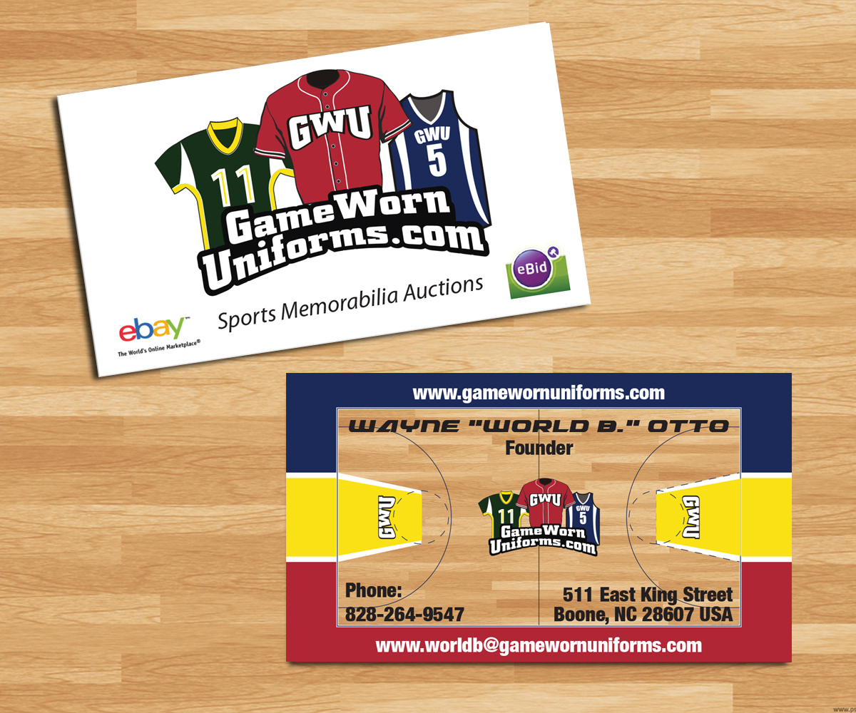 Elegant playful business business card design for pro am sports by business card design by giraphicspark for pro am sports design 6526902 colourmoves