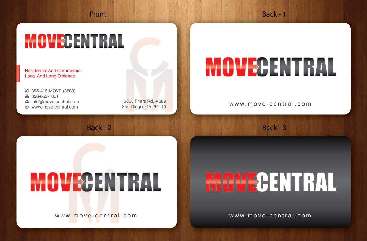 Business Card Design By Sbss For This Project 1694232