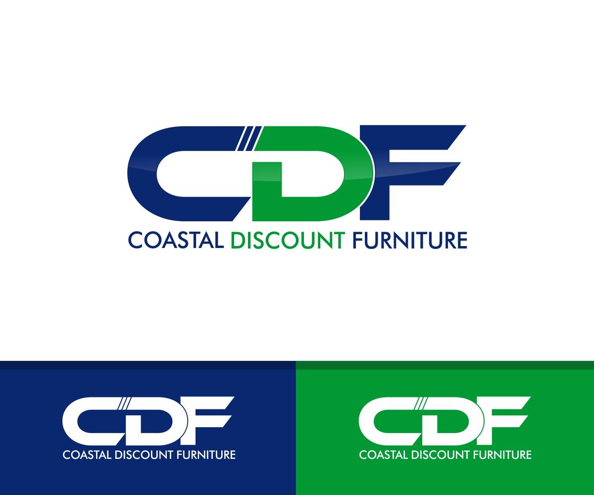 Profesional serio logo design for coastal discount for Affordable furniture logo