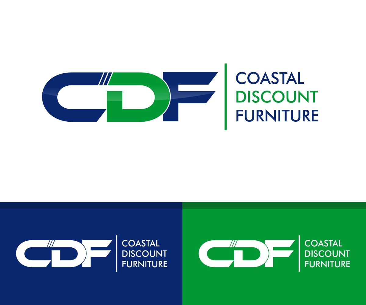 Furniture Logo Design For Coastal