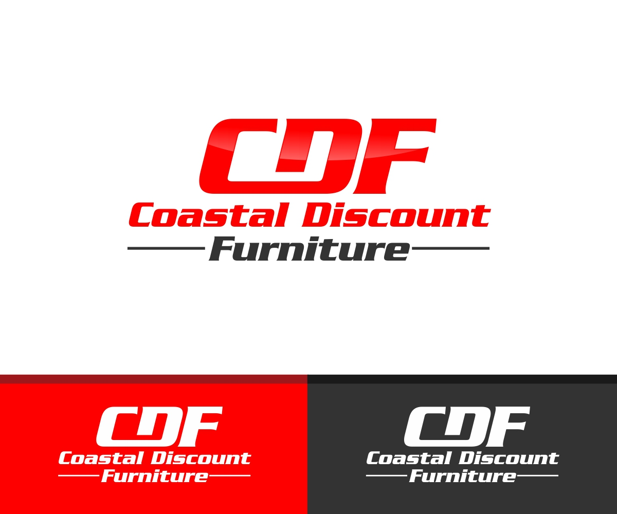 Professional serious furniture store logo design for for Affordable furniture logo