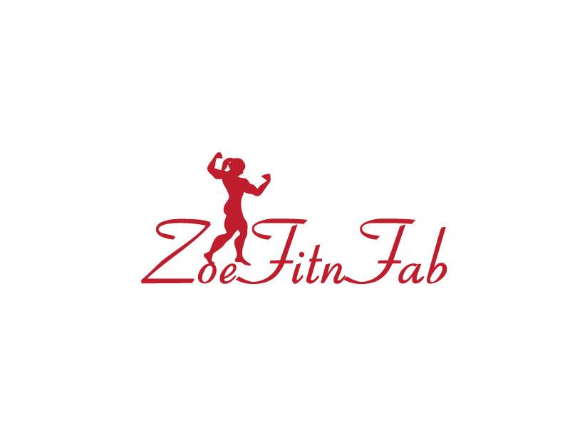modern elegant personal trainer logodesign f252r