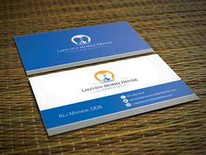 Dental Business Card Design | Crowdsourced Card Design Contests