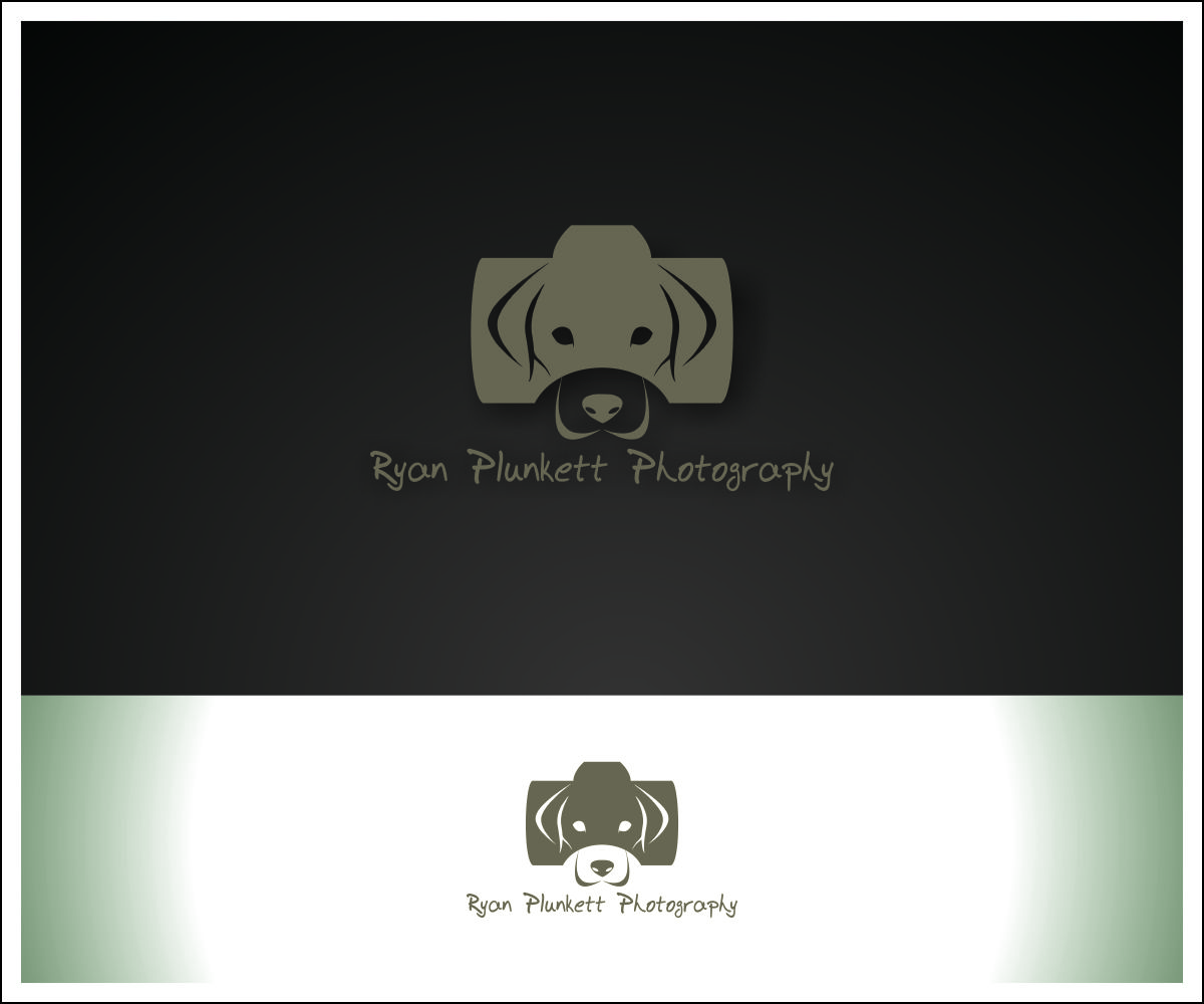 Traditional, Professional, Portrait Photography Logo Design for Ryan