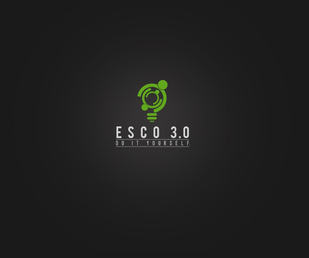 Modern bold it company logo design for esco 30 would like to see logo design by shantanu singh chauhan for esco 30 design 6455934 solutioingenieria Gallery