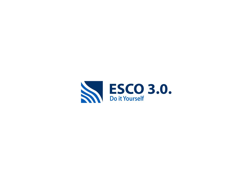 Modern bold it company logo design for esco 30 would like to see logo design by smartsolutions for esco 30 design 6475611 solutioingenieria Gallery