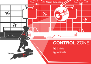 Illustration Design by alemi - A protective camera system needs an Illustratio ...