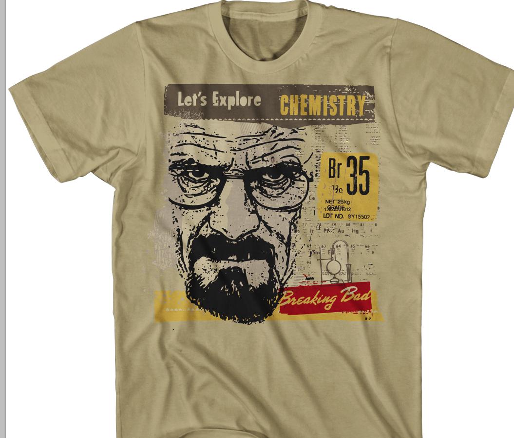 Serious Modern T Shirt Design By Dion Briggs Design