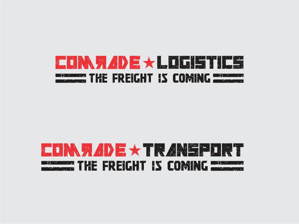 Comrade Transport Logo by Logocraft
