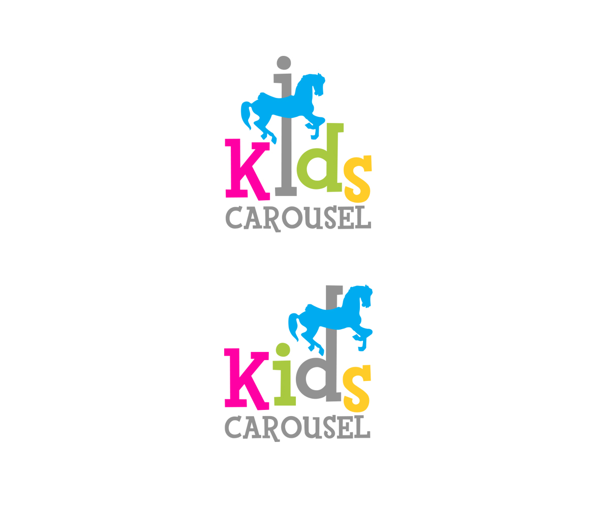 upmarket personable clothing logo design for kids