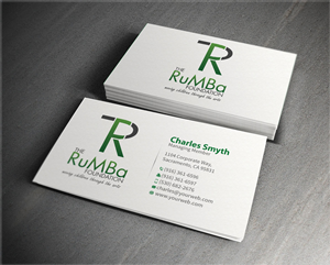 Non profit business cards oxynux 63 modern business card designs design colourmoves