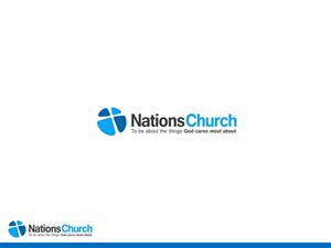 53 Bold Modern Church Logo Designs for Nations Church a Church ...
