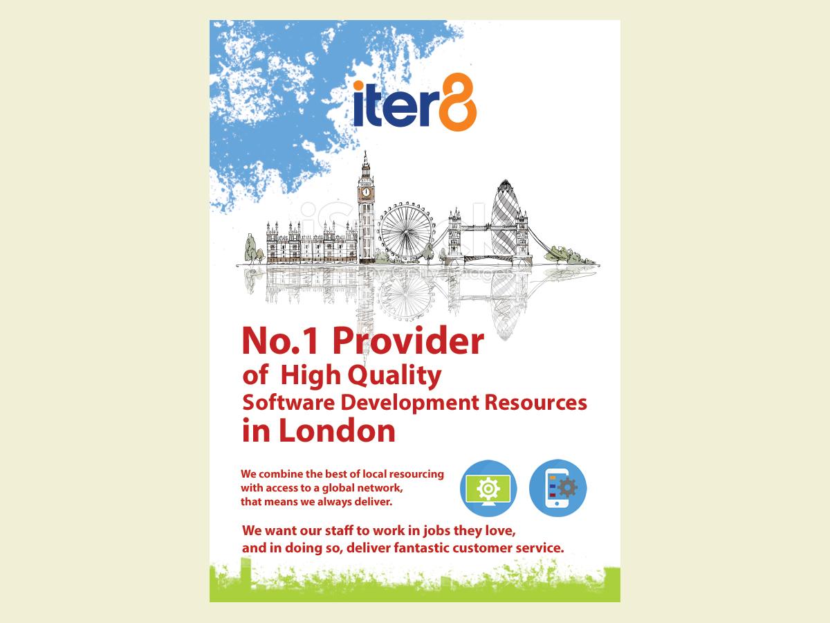 Poster design jobs - Bold Modern Poster Design For Company In United Kingdom Design 6540179