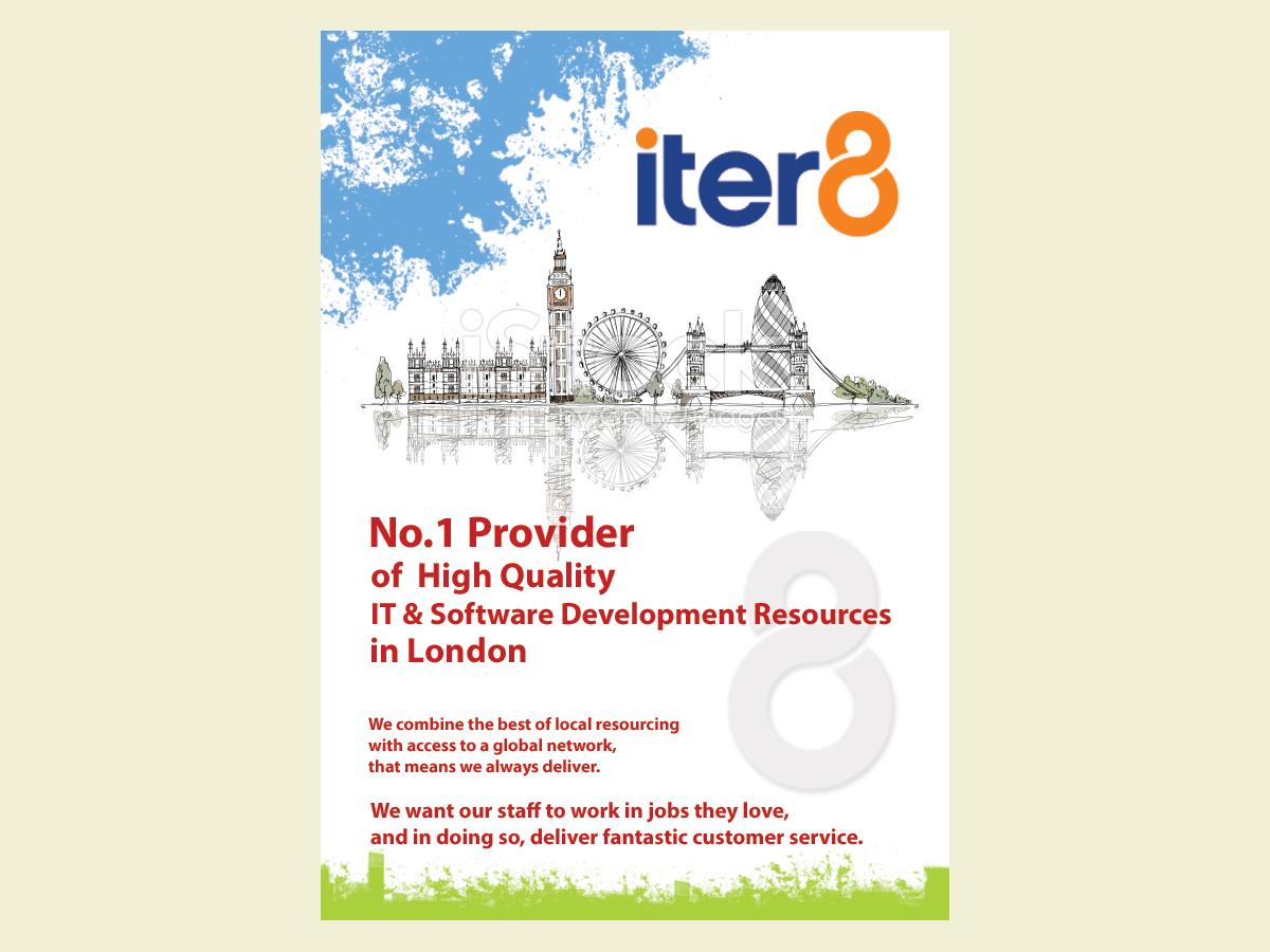 Poster design job description - Bold Modern Poster Design For Company In United Kingdom Design 6706302