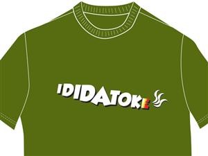 T-shirt Design job – IDIDATOKE – Winning design by craiger64