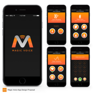 App Design by SquarePxl - Voice Morphing App, Payment Committed