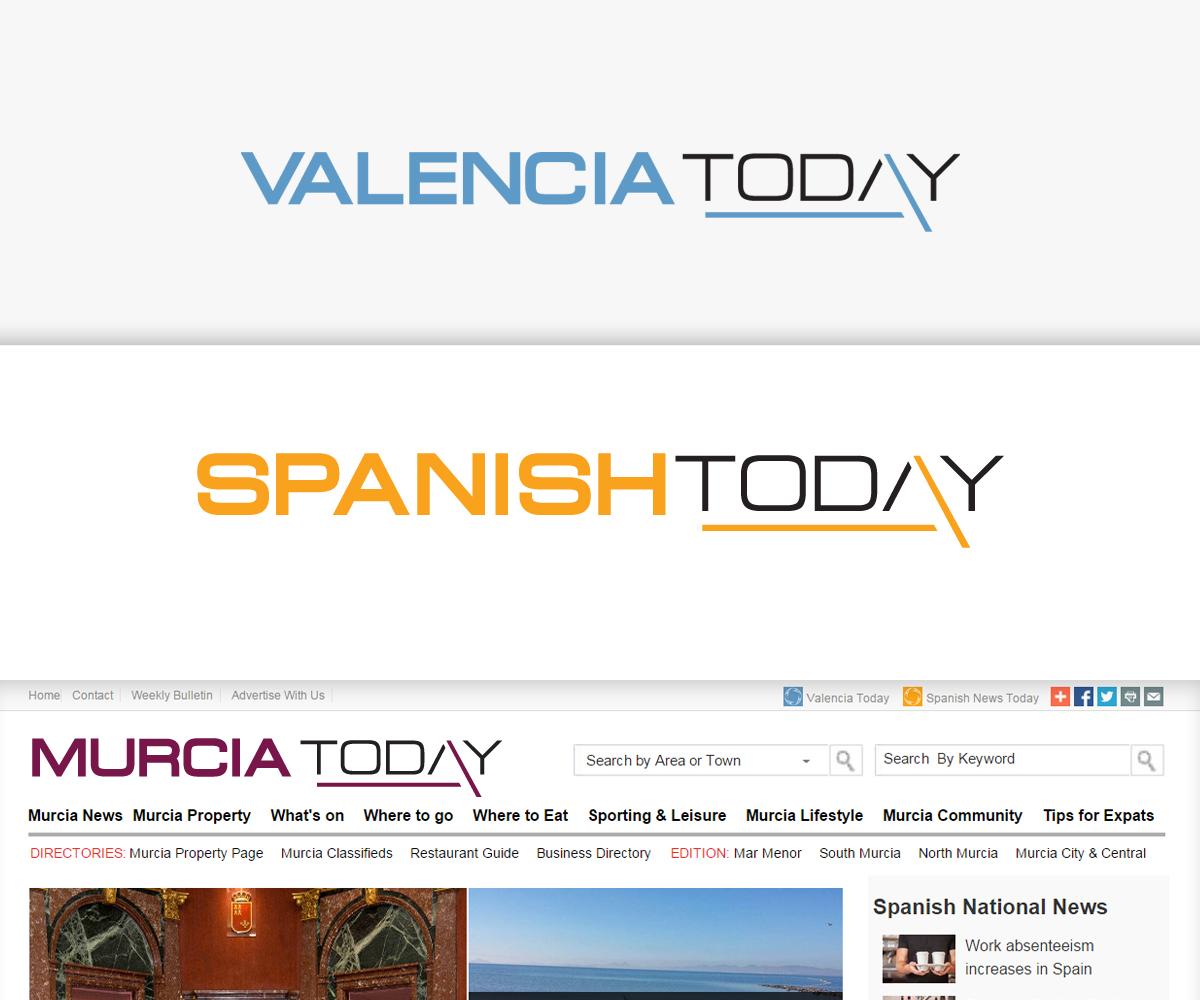 Elegant, Serious, Group Logo Design for Murcia Today