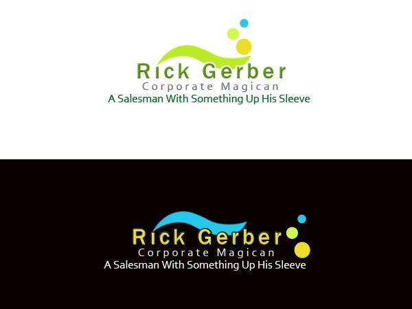 Elegant, Modern, Magician Logo Design for Rick Gerber ...