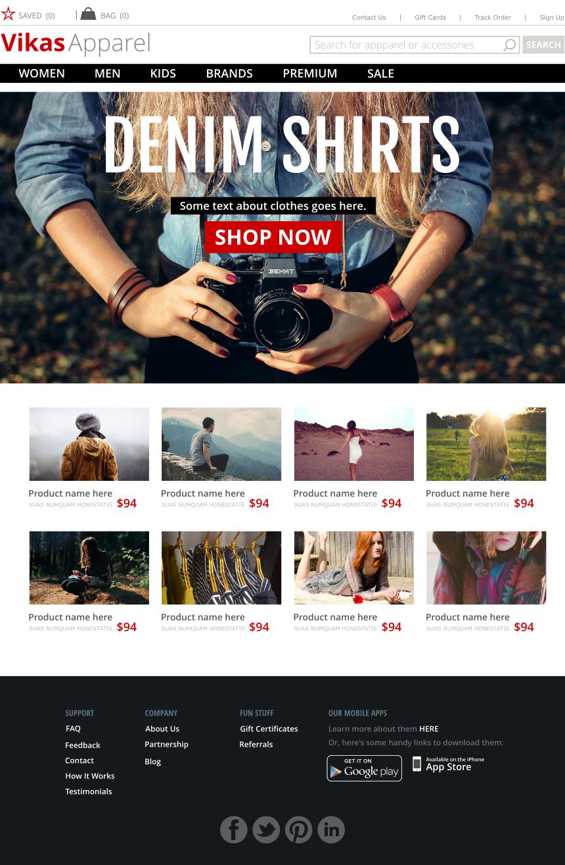 Bigcommerce Web Design Uk