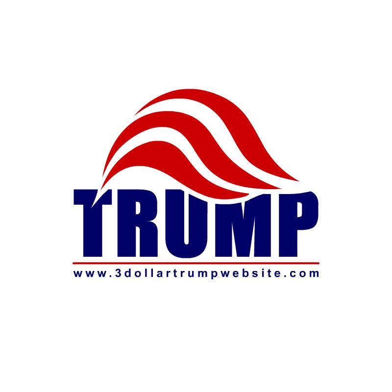 donald trump campaign logo