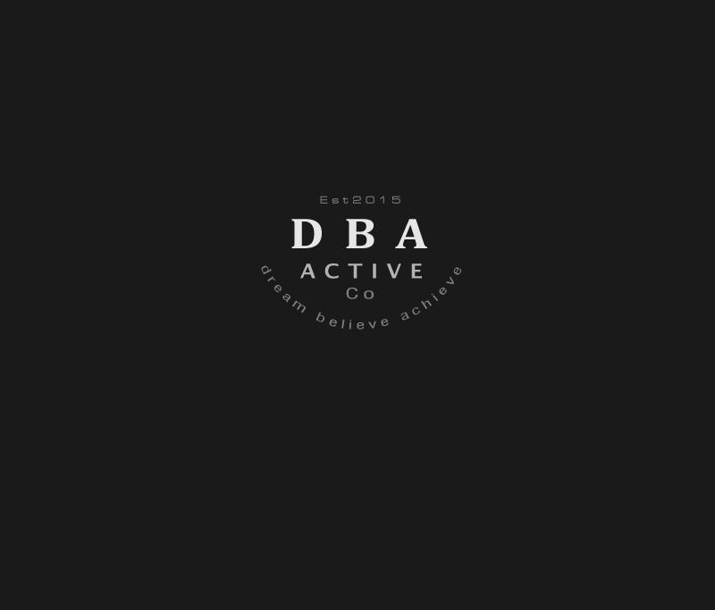 elegant professionell logo design for dba active co est 2015 by instudio design 6508984. Black Bedroom Furniture Sets. Home Design Ideas