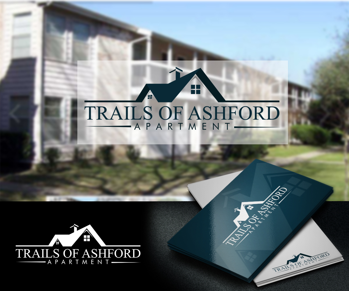 Ashford Lakes Apartments: 145 Professional Serious Apartment Logo Designs For Trails