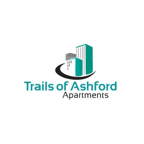 Professional serious apartment logo design for trails of for Apartment logo design