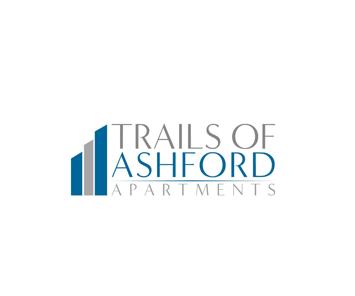 Ashford Apartments: 145 Professional Serious Apartment Logo Designs For Trails