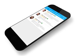iOS App Design by CreativeMalia