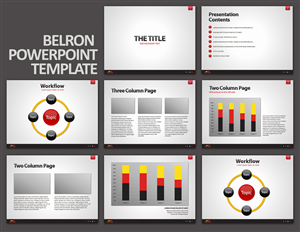 PowerPoint Design by kuligrafik