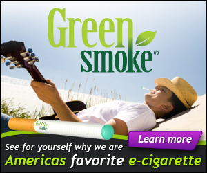 Banner Ad Design by Nebojsa Aleksic - New banner ad wanted for Green Smoke E-Cigarettes