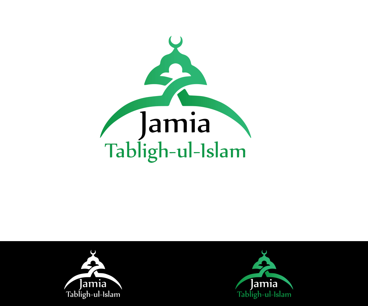... Logo Design for Jamiyat Tabligh-ul-Islam by zizozahi | Design #6553889