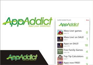 Playful, Colorful, Marketplace Logo Design for AppTastic or