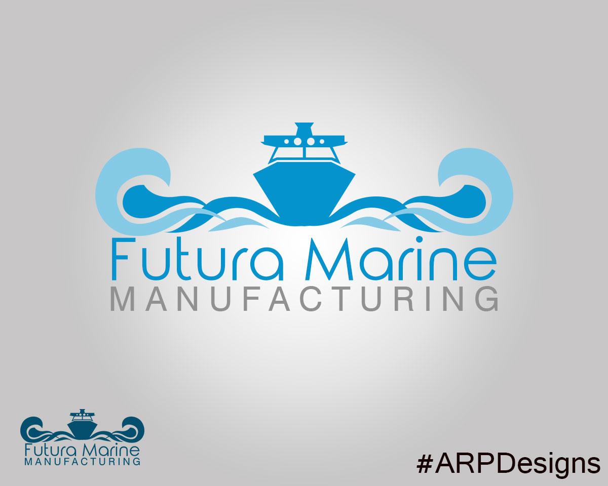 Modern, Conservative, It Company Logo Design for Futura Marine ...