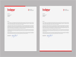 Letterhead Design By Logodentity For This Project