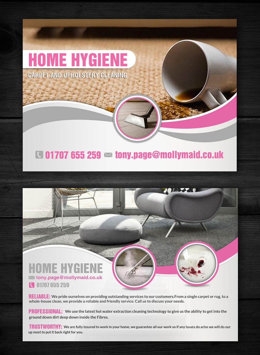 65 Modern Bold Cleaning Service Flyer Designs for a Cleaning ...