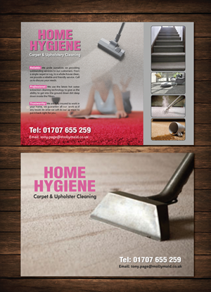 61 Modern Flyer Designs | Cleaning Service Flyer Design Project for ...