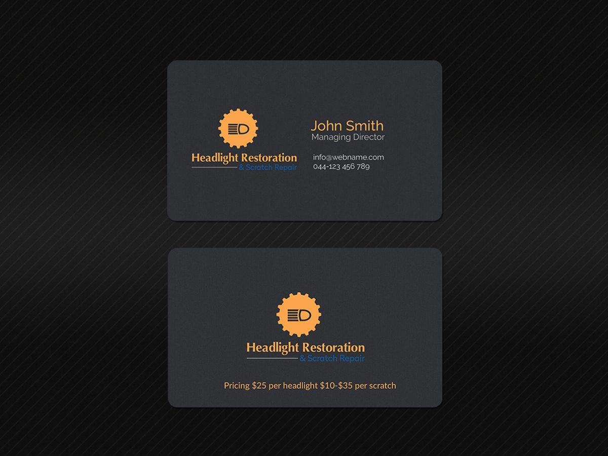 Business Card Design Prices Australia | Best Business Cards