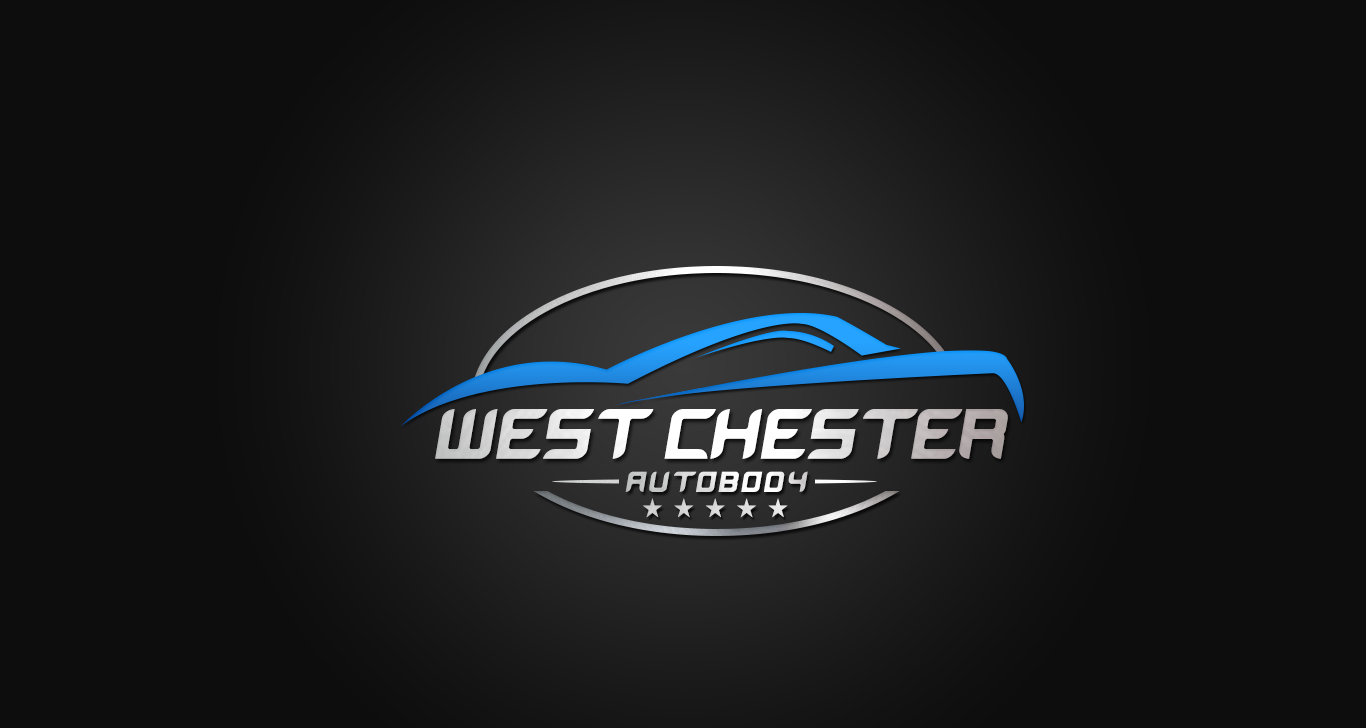 Professional Bold Shop Logo Design For West Chester Autobody By