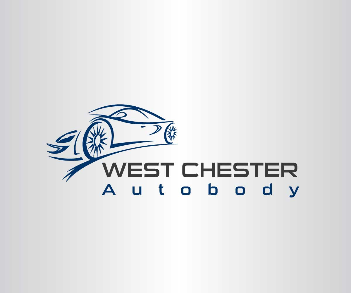 Professional Bold Shop Logo Design For West Chester Autobody By Md
